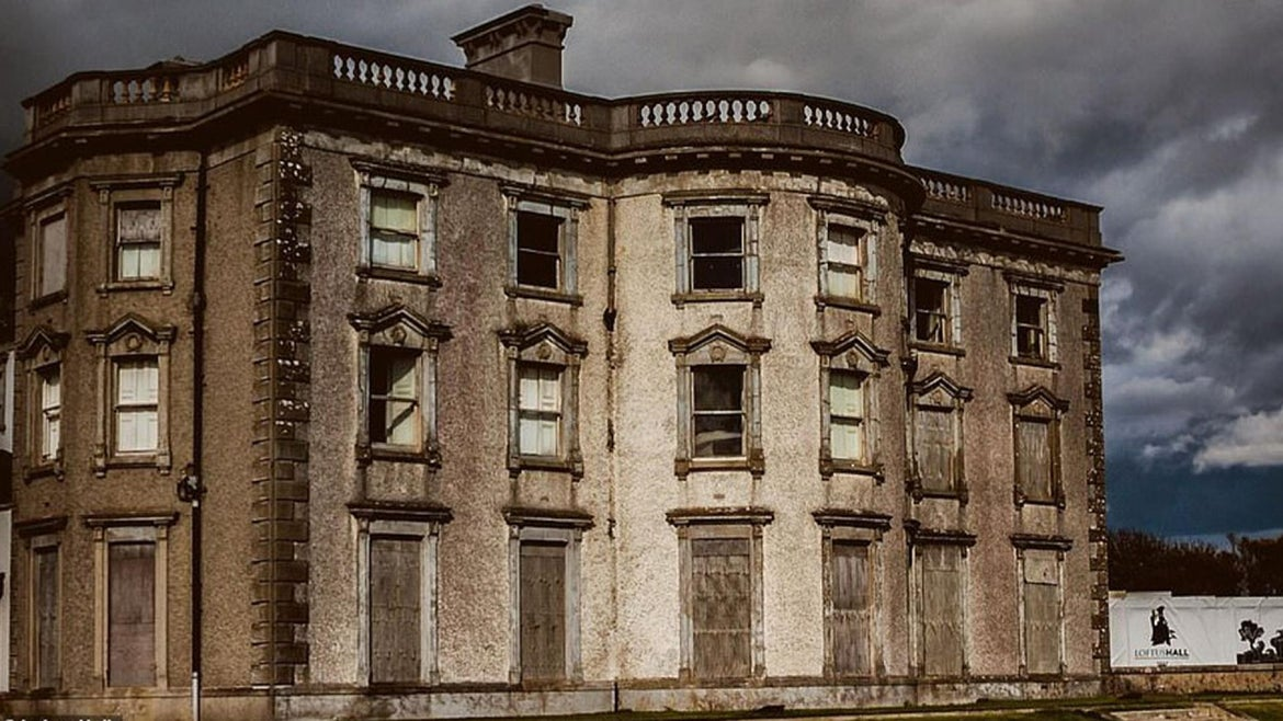 Ireland's most haunted house: Loftus Hall is up for sale