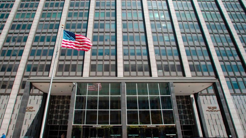 Phillip Burton Federal Building in San Francisco, California