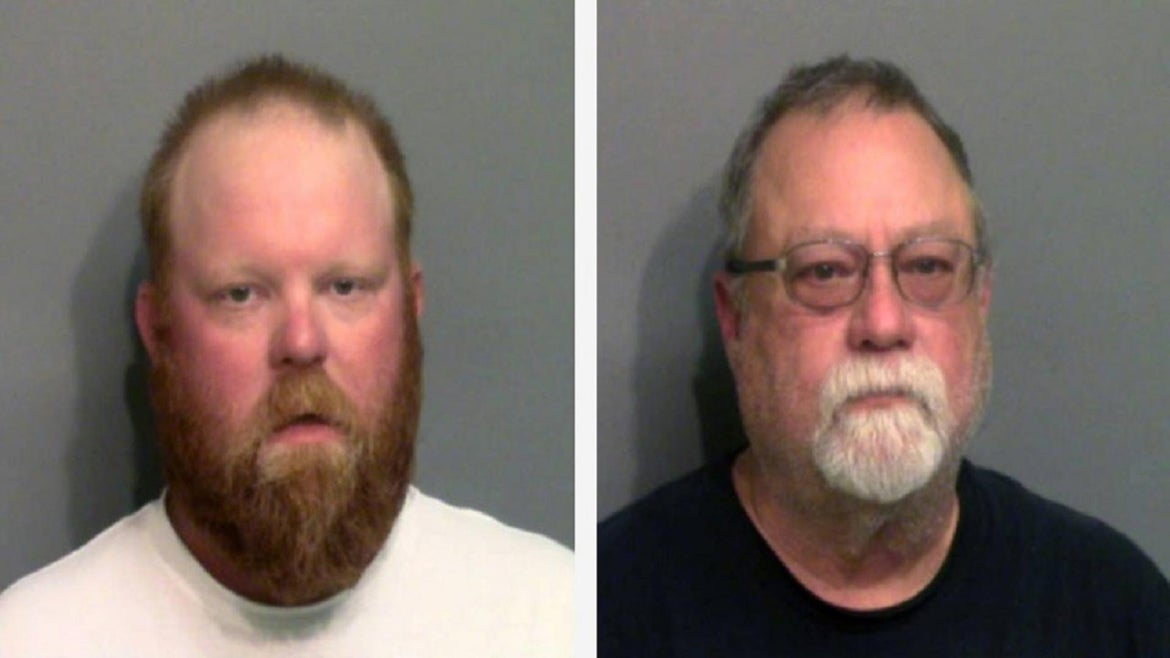 Judge denies bond to son and father charged with the killing of Ahmaud Arbery.
