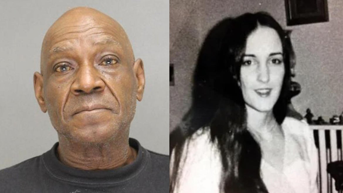 Lou Archie Griffin, 65, was arrested outside his home in Racine around 6 a.m Wednesday. He faces multiple charges in connection to the murder of 22-year-old Lisa Holstead who died from strangulation in August 1986.