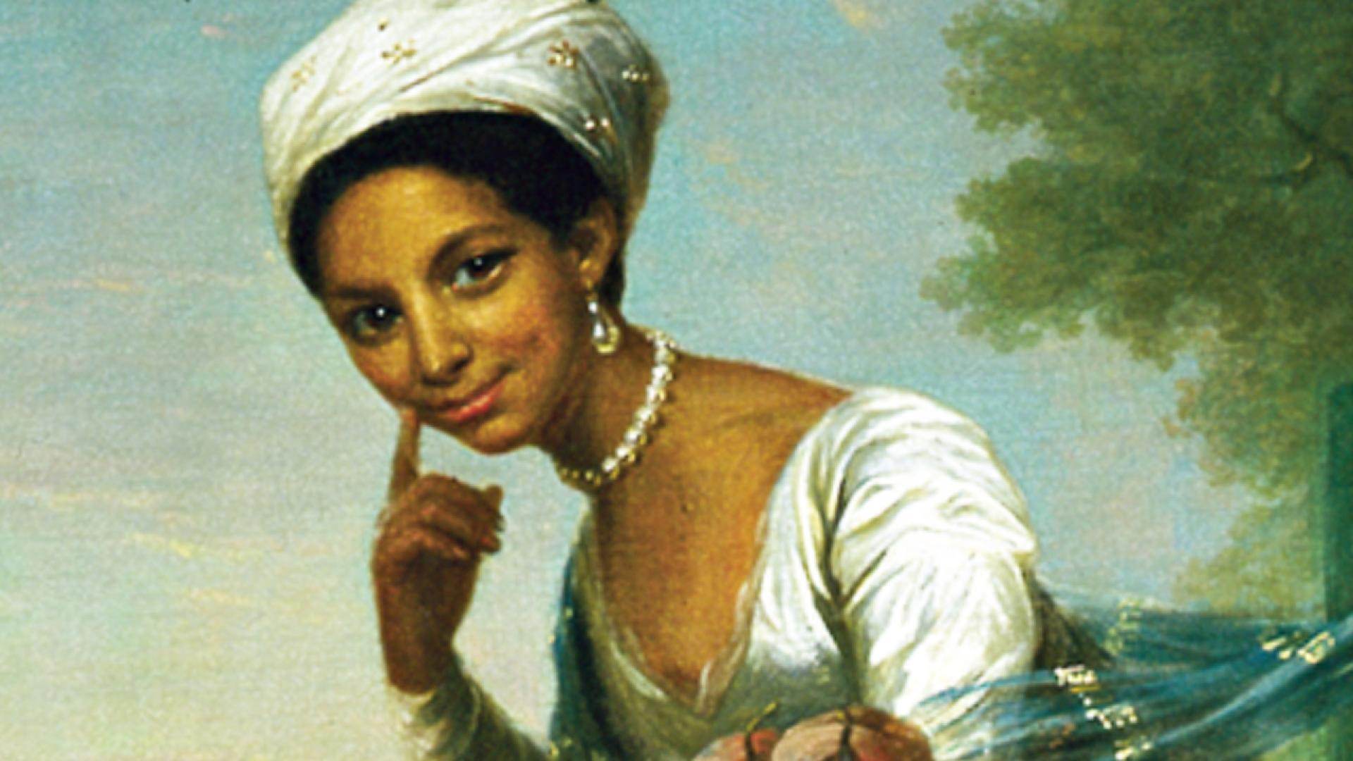 The story of Dido Elizabeth Belle, the illegitimate daughter of a Navy captain and an enslaved woman of African origins, is just one of many that appears in the ancestry project.