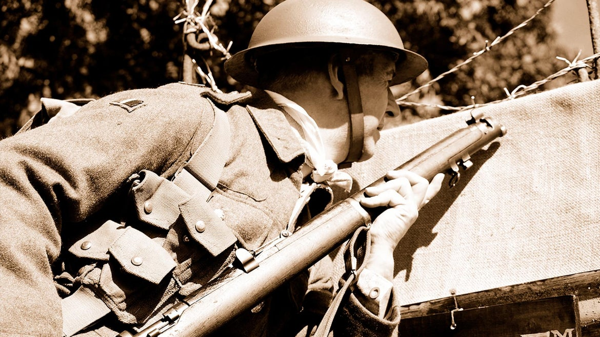 Trench fever was once common among soldiers fighting in World War I, according to medical officials.