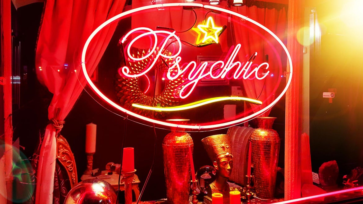 Experts believe people become more superstitious, and may turn to psychics and astrology in times of uncertainty. So it's no wonder that in a year of an unforeseen pandemic, social justice demonstrations and election stress, psychics report a surge in business.