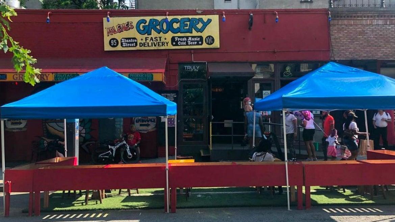 NYC Music venue Arlene's Grocery