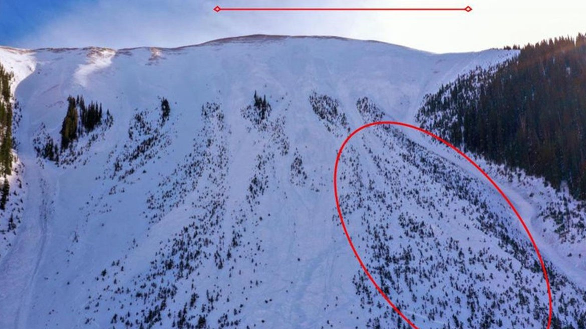 Three skierswere killed by avalanches in Colorado last weekend, according to reports.