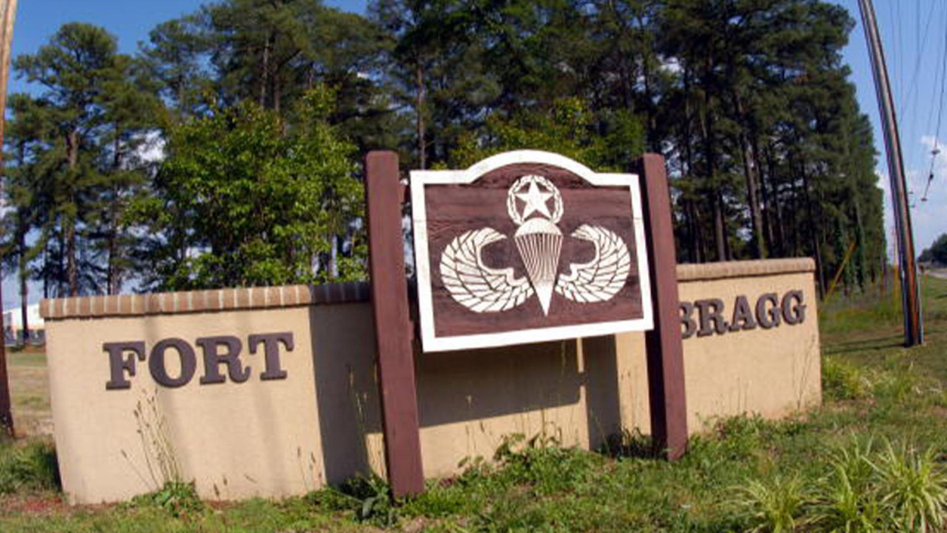 Fort Bragg Army Base, North Carolina