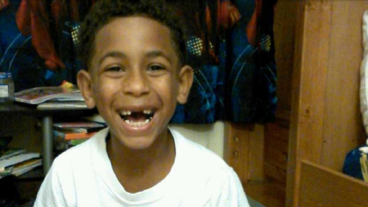 Gabriel Taye took his own life at age 8.