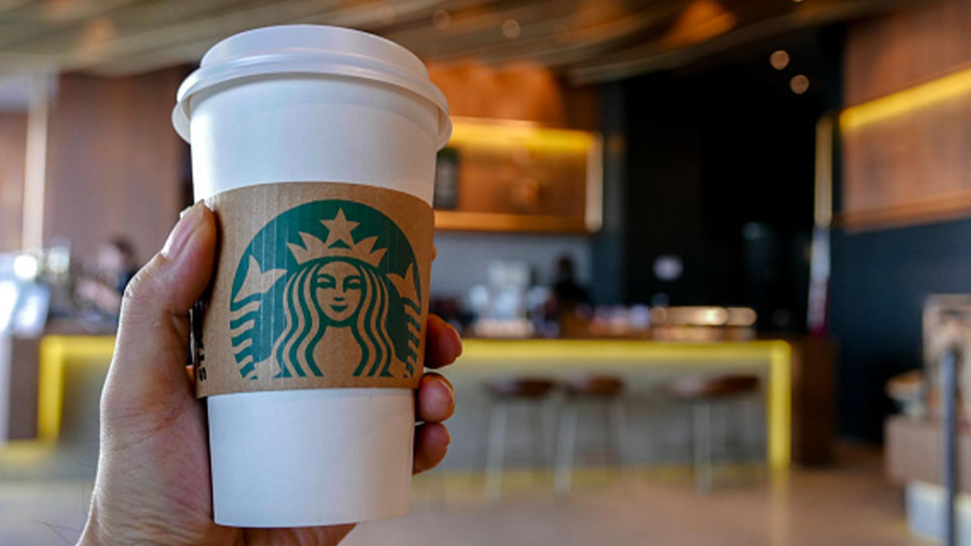 Starbucks says thanks to frontline workers with free coffee