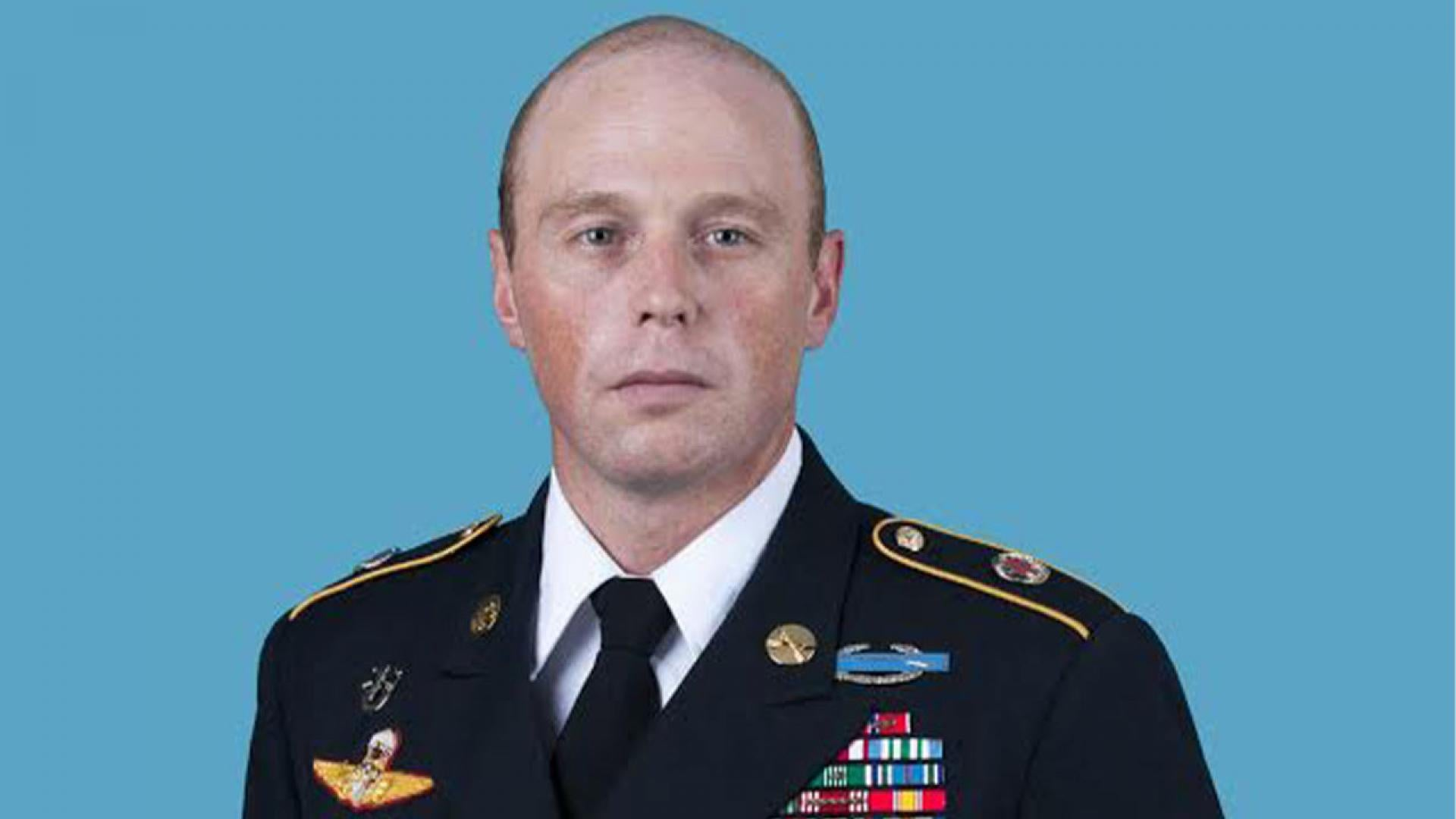 Master Sgt. William J. Lavigne II, 37, was one of the individuals whose bodies were discovered on the base