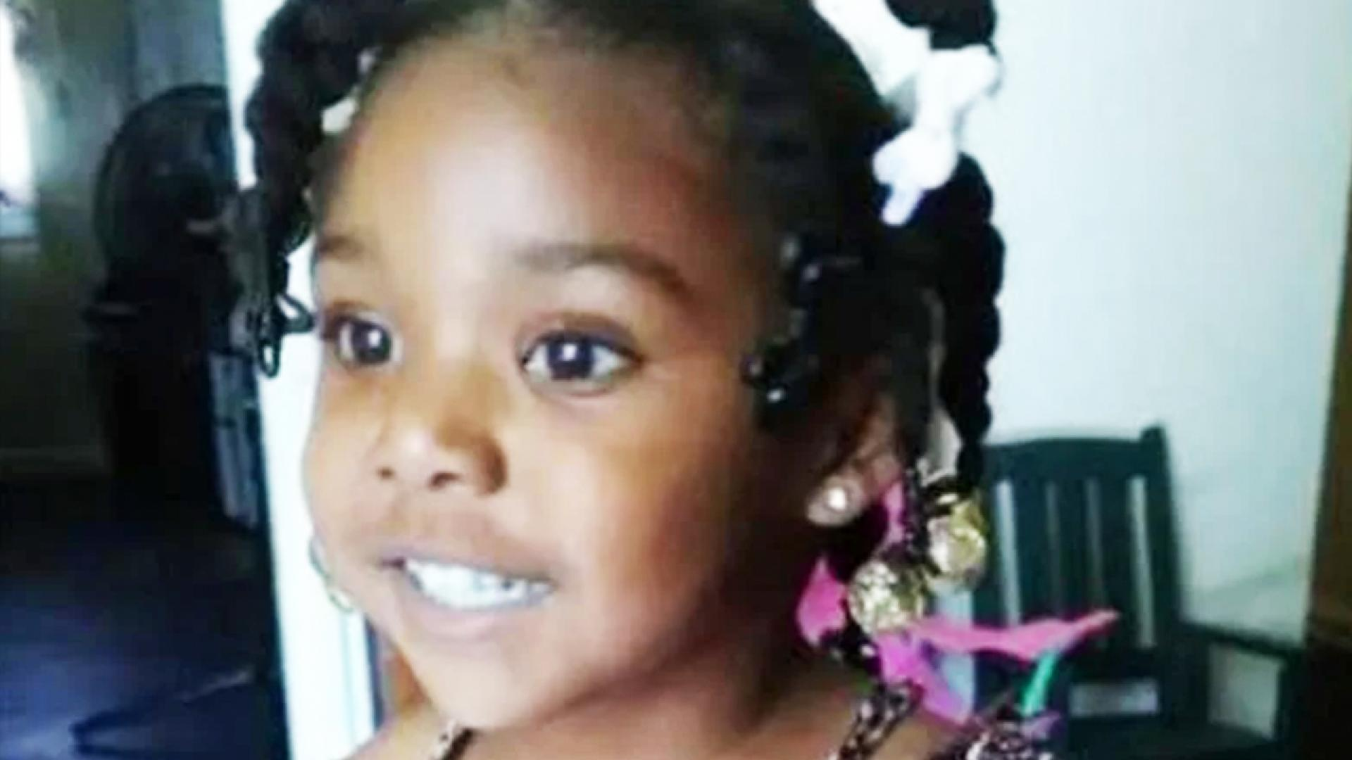 "Kamille ""Cupcake"" McKinney's body was found in a Birmingham landfill in October 2019."