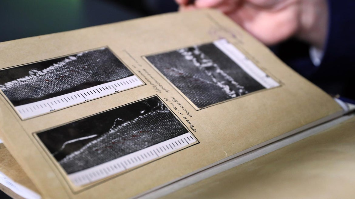 Files of hikers investigation