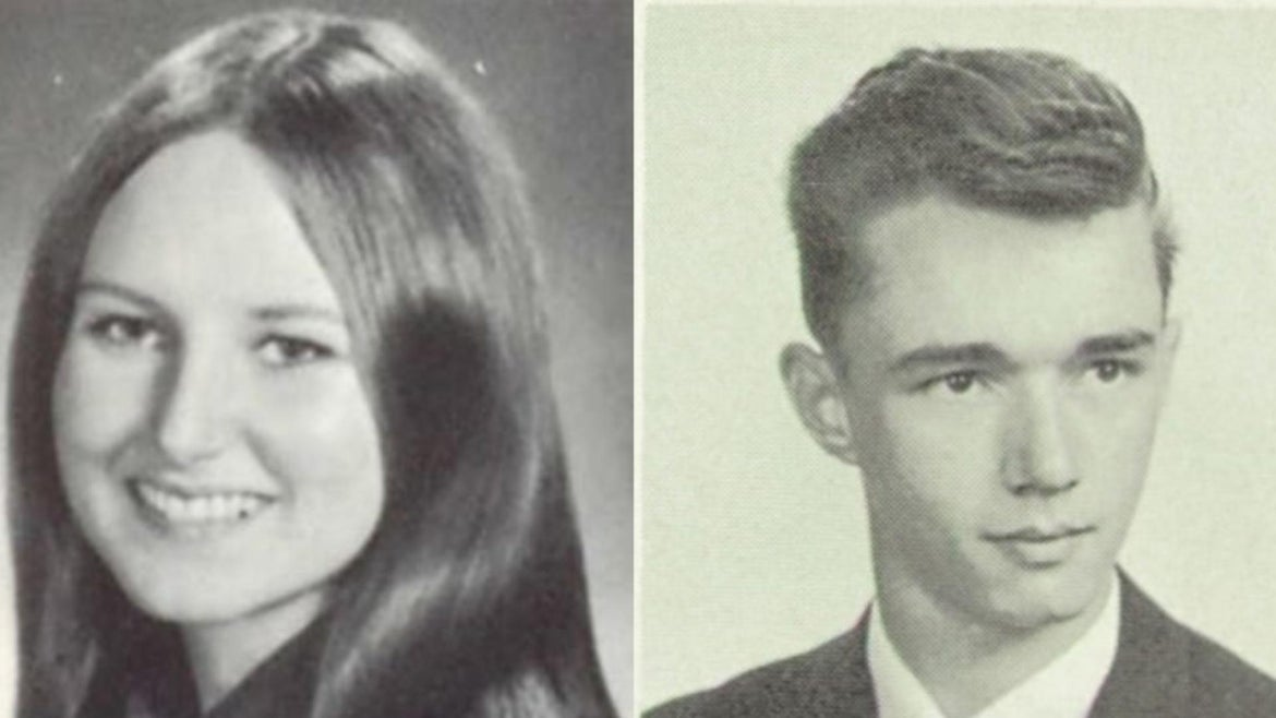 Pamela Buckley, 25 and James Freund, 30 have been identified in 1976 cold case