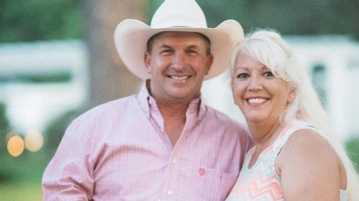 """Iva, 54, and Lewis """"Payton"""" Travis, 55 were found dead in their home after the couple went missing after Valentines"""