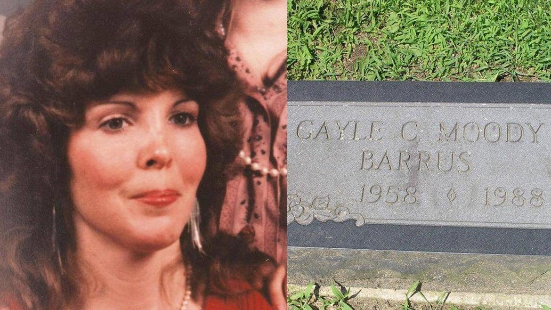 Gayle Barrus went missing in Nov. 1988