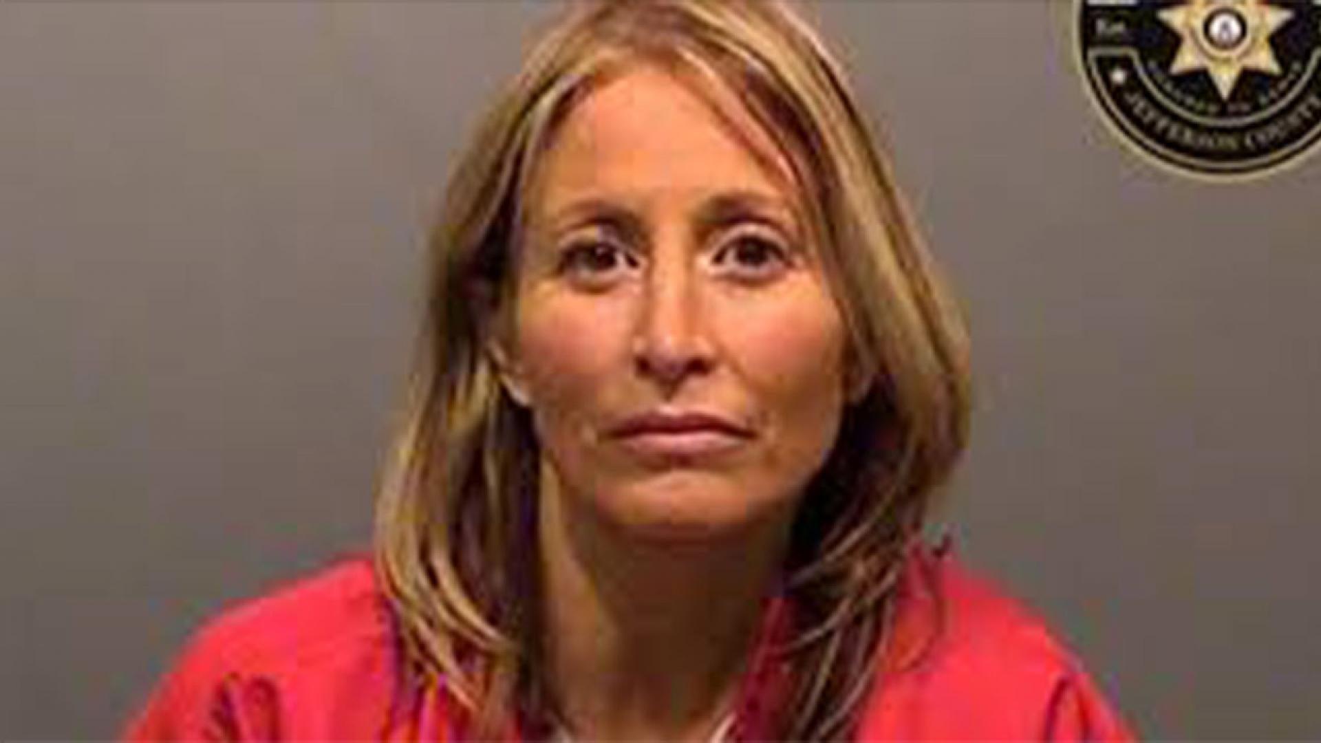 Jennifer Emmi is at the Jefferson County jail