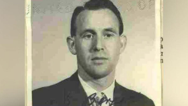 Friedrich Karl Berger in 1959.