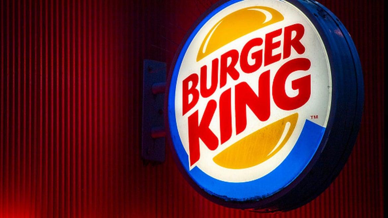 Burger King sinage