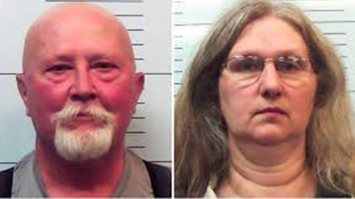 Boyd Householder, left, and Stephanie Householder are seen in undated photos .