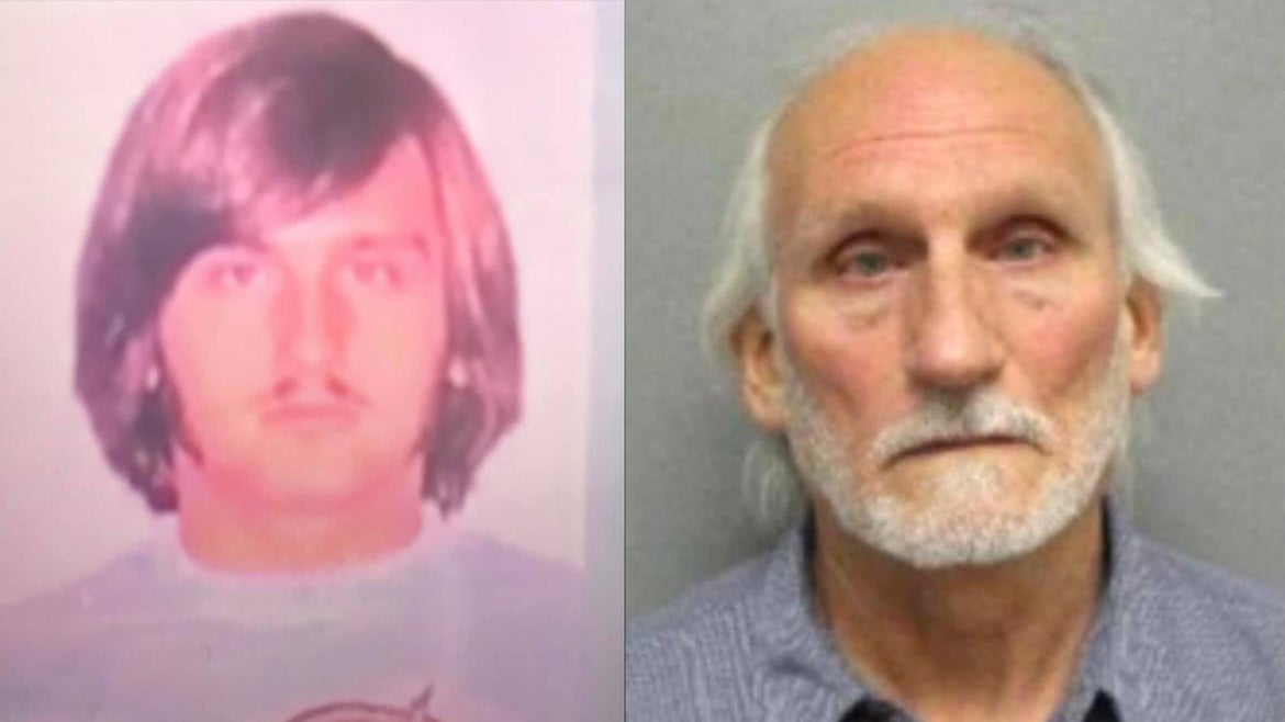 David Dwayne Anderson of Nebraska was charged with sexual assault and murder of Sylvia Quayle.