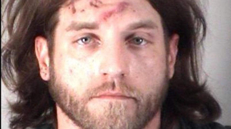 Kolby Parker, 30,murder suspect.