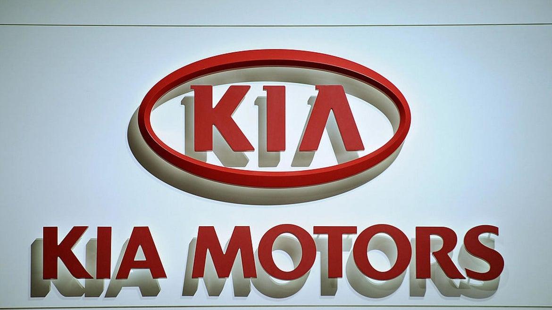 Logo of Kia Motors