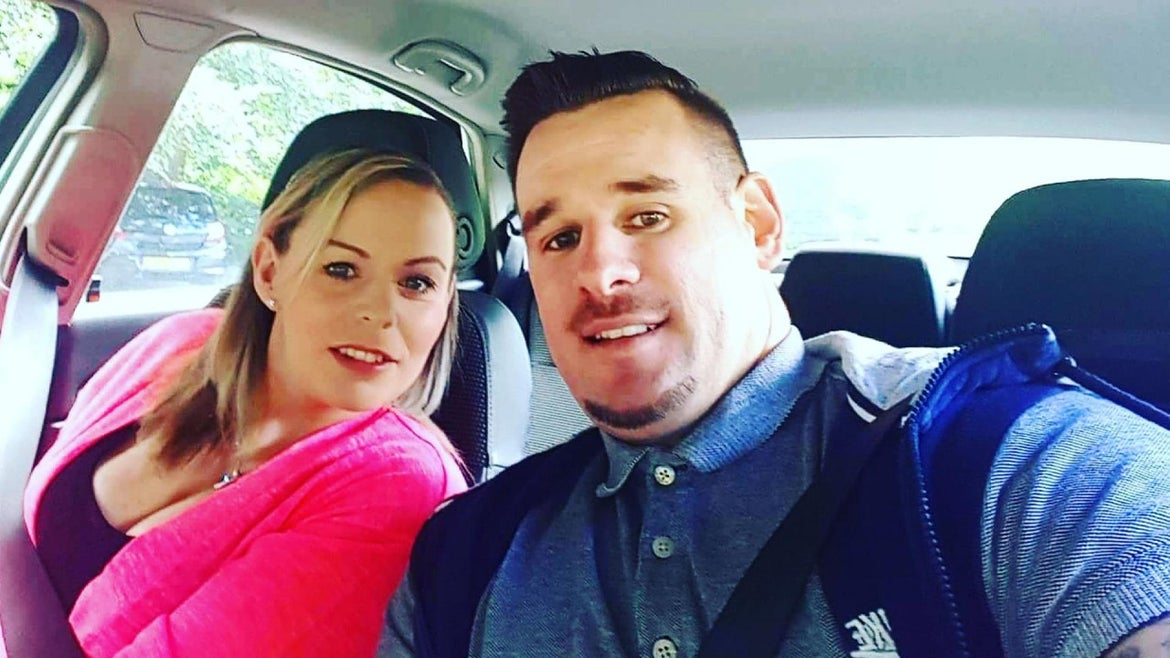 Ghost Hunters Danny and Felicity Duff.
