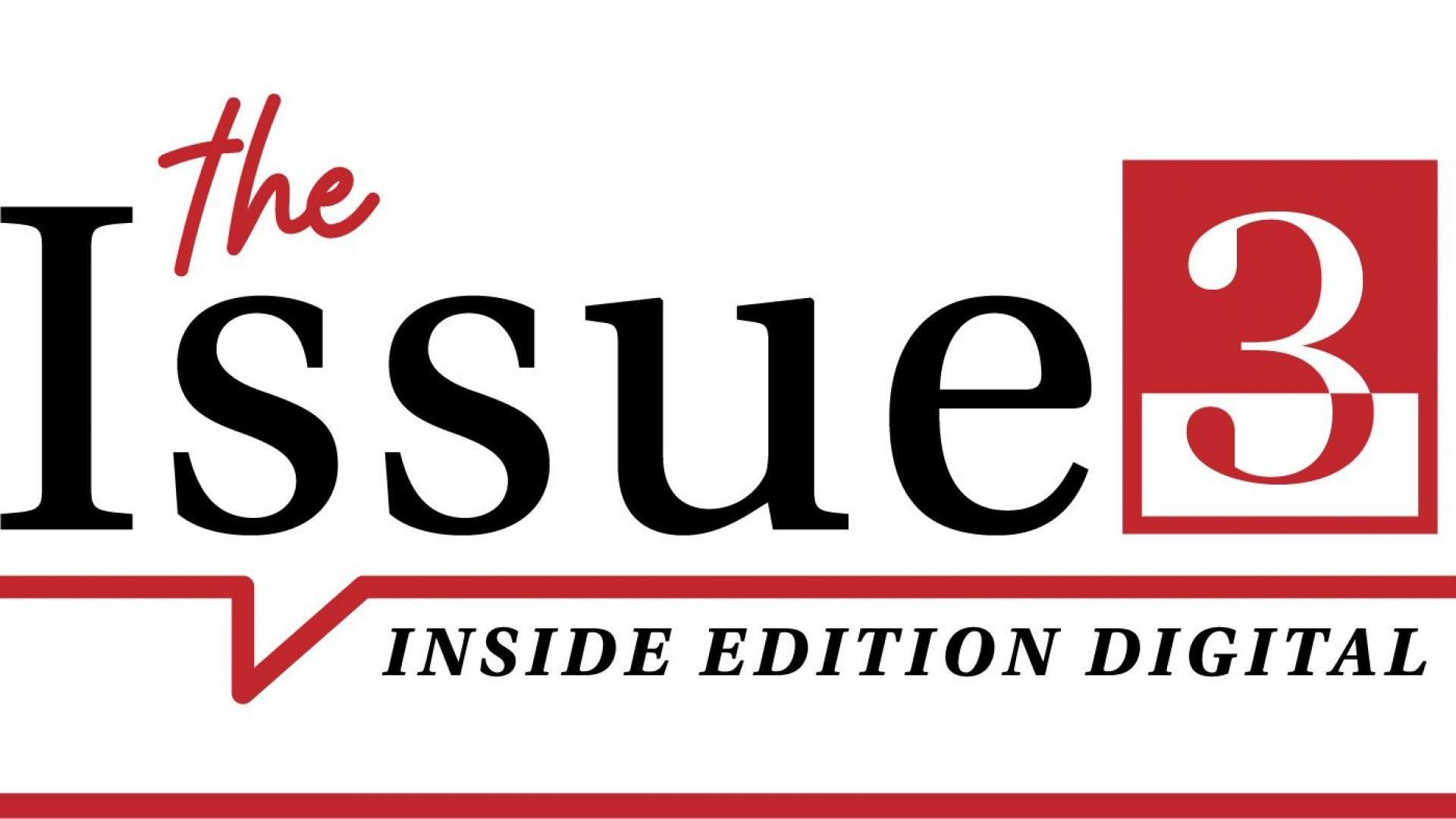 Issue 3 logo