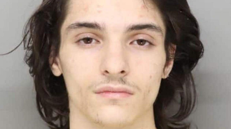 Suspect Jared Wright, 20.