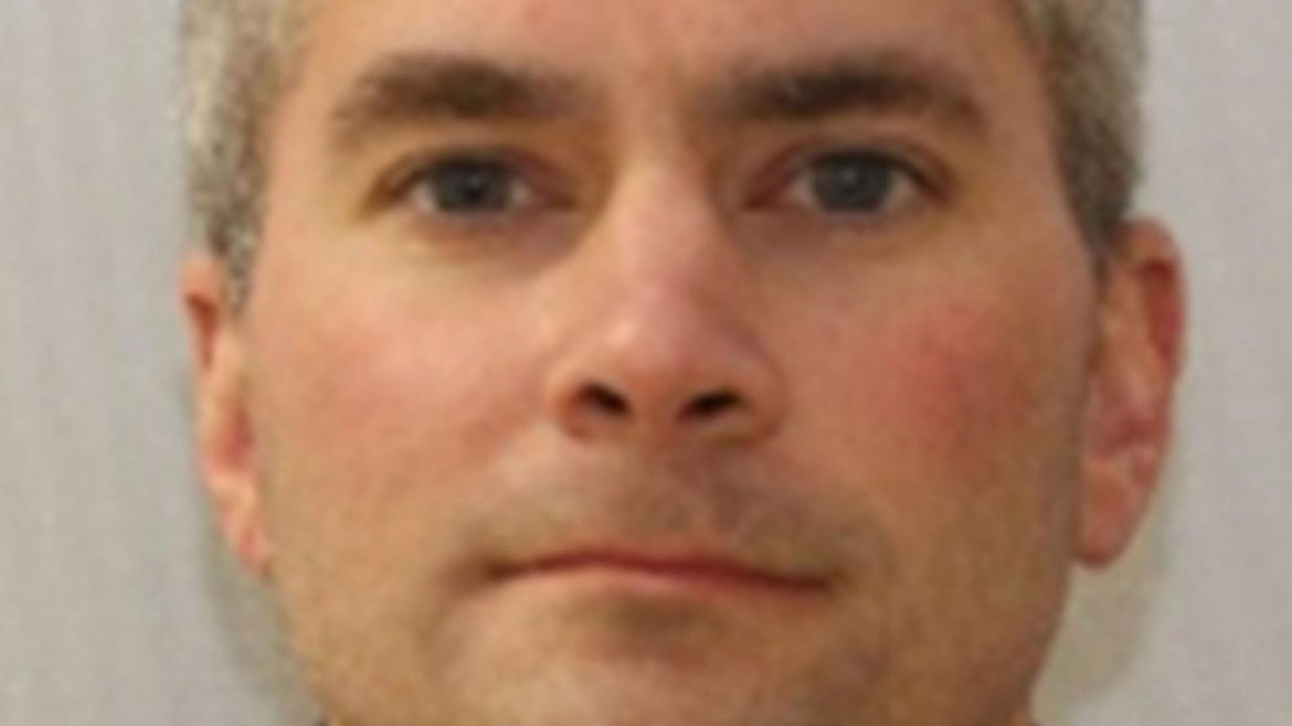 Capitol Officer Brian Sicknick, 42, died after the Jan. 6 insurrection