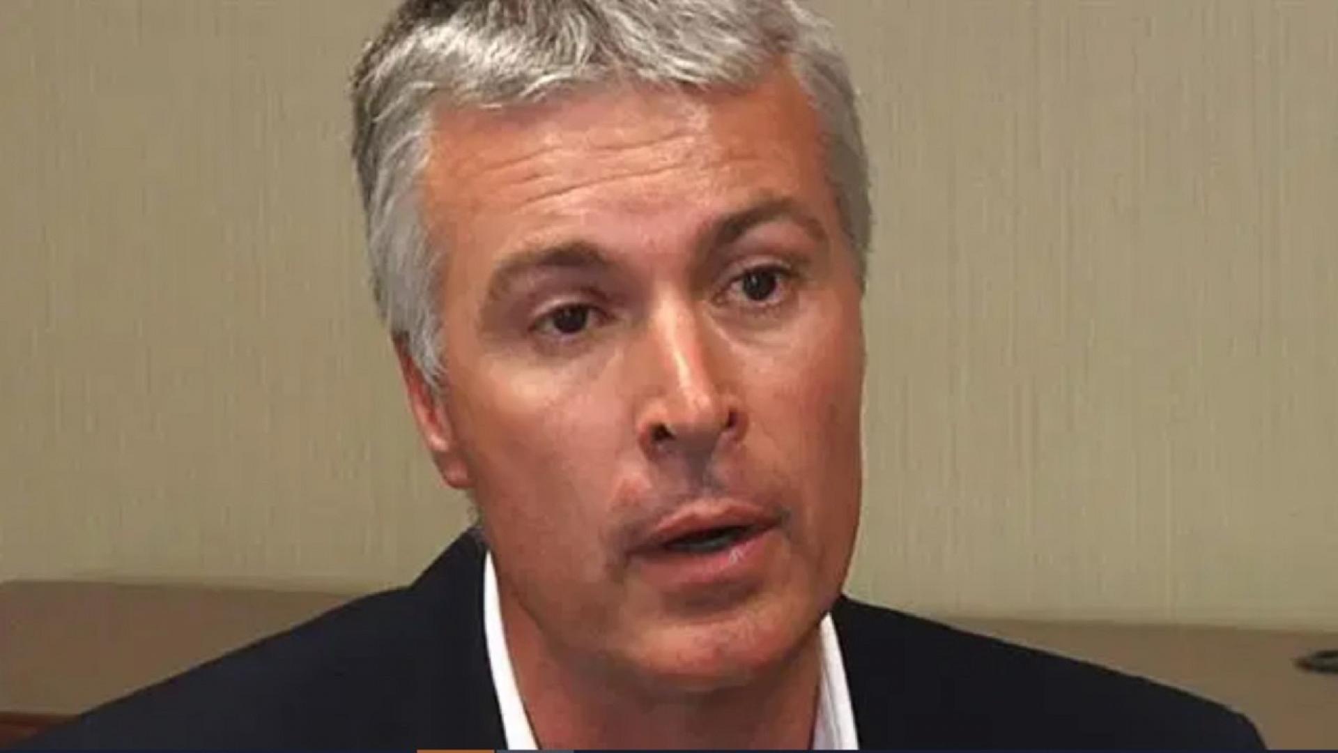 South Dakota South Dakota Attorney General Jason Ravnsborg is facing calls to resign.