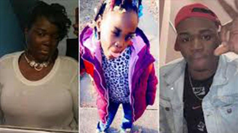 Shooting victims: Tomeeko Brown, 44; Eva Moore, 7; Daquan Moore, 23