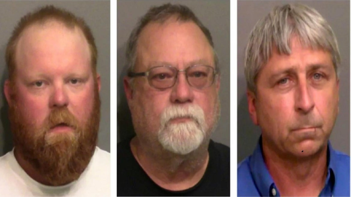 Three suspects in Ahmed Arbery Killing indicted on federal hate crimes charges.
