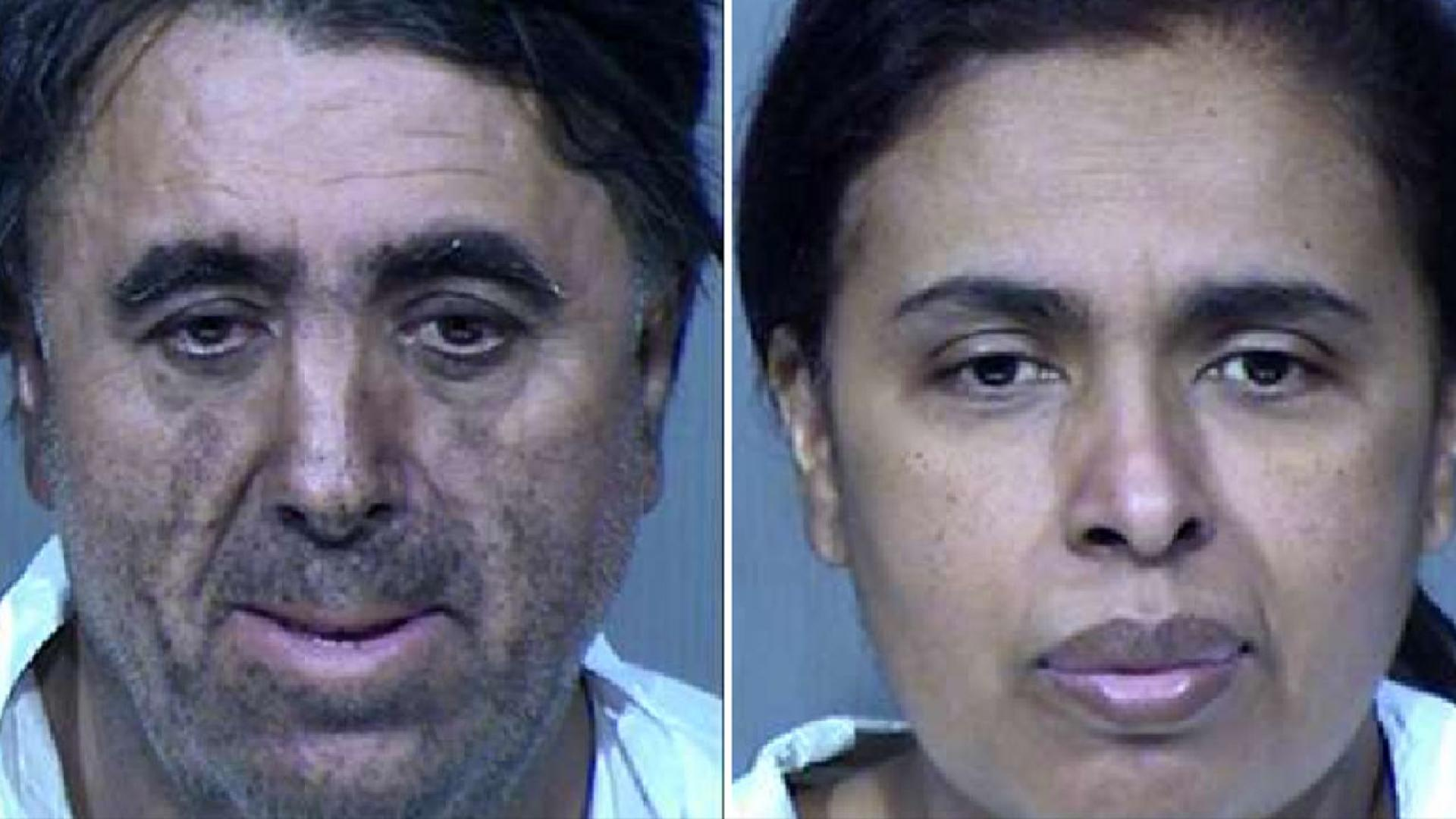 Maribel Loera, 51, and Rafael Loera, 57, have been charged with first-degree murder, several counts of child abuse, concealment of a dead body, and arson of an occupied structure in the death of their daughter.