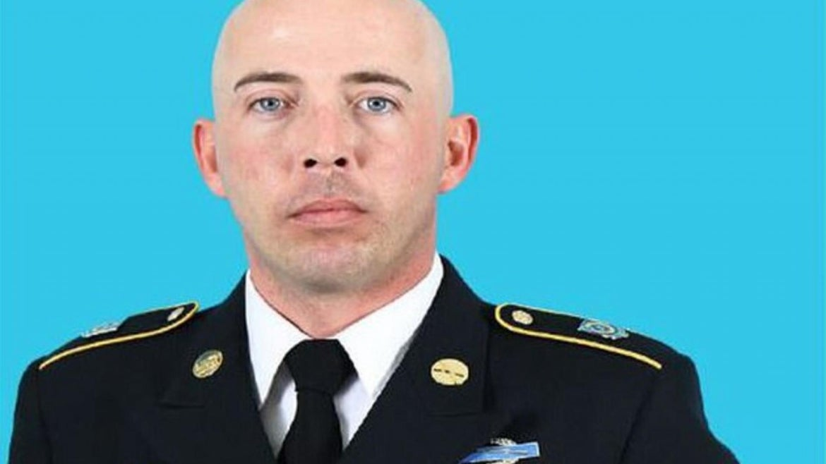 U.S. Army Staff Sgt. Randall Hughes was sentenced to 13 years in prison for a series of rapes.