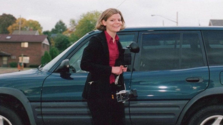 Teresa Halbach and her Toyota RAV4.