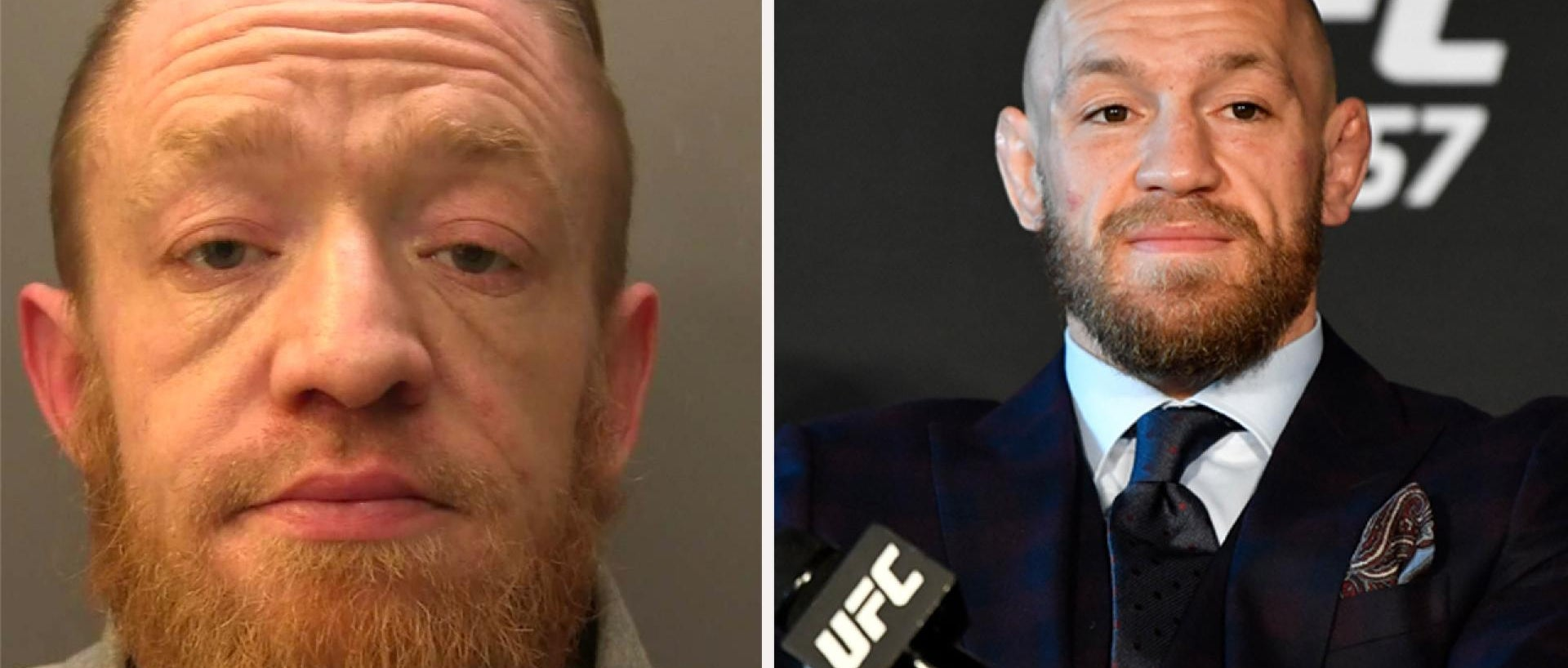 McGregor Lookalike