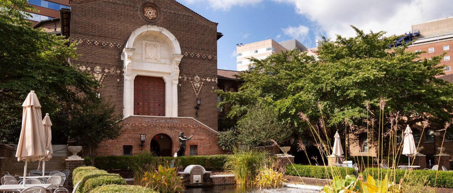 The Penn Museum at University of Pennsylvania