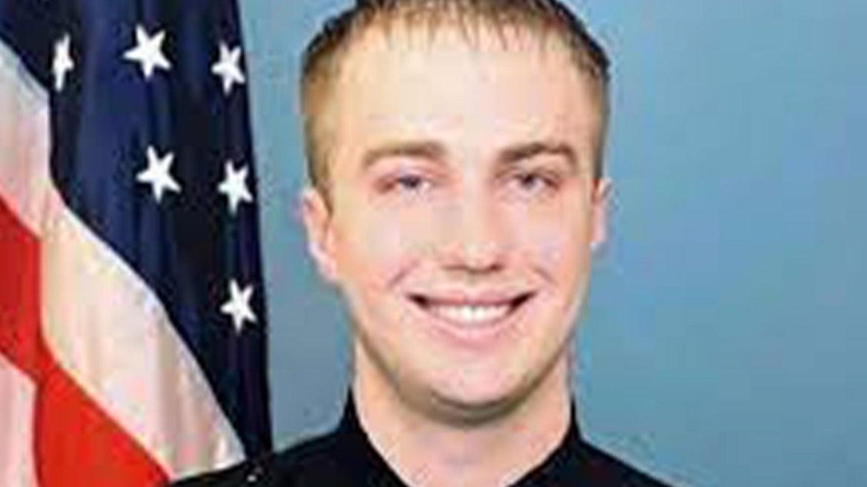 Kenosha Officer Rusty Sheskey