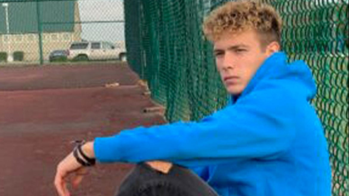 Stone Foltz was a victim of hazing incident at Bowling Green State University