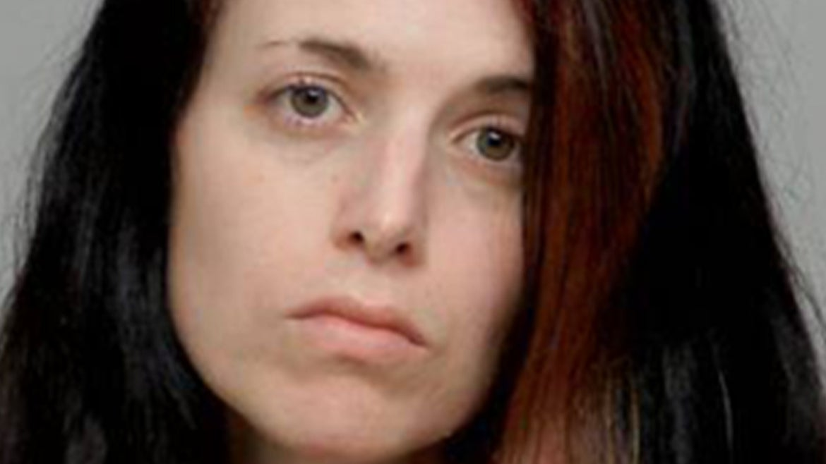 Mandy Davis, 33, arrested for alleged sexual misconduct with minor.