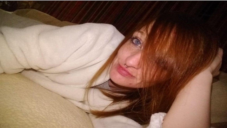 Missing mother Faith Roach.