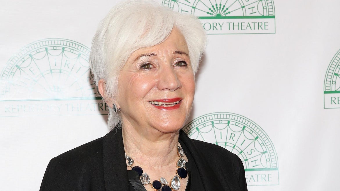 Olympia Dukakis attends Irish Repertory Theatre's YEATS: The Celebration at Town Hall on June 8, 2015 in New York City
