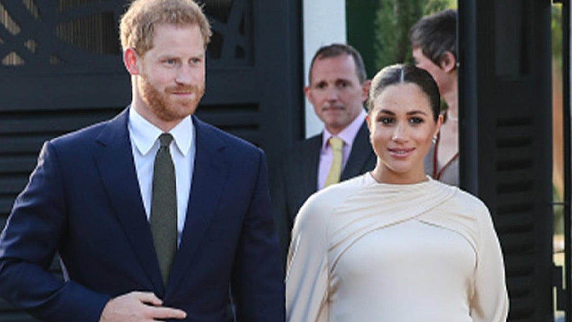 Prince Harry and Meghan Markle eagerly await their baby girls arrival.
