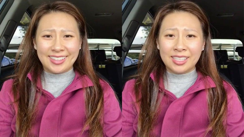 Australian native Angela Yen, 27, woke up one morning speaking with an Irish accent.