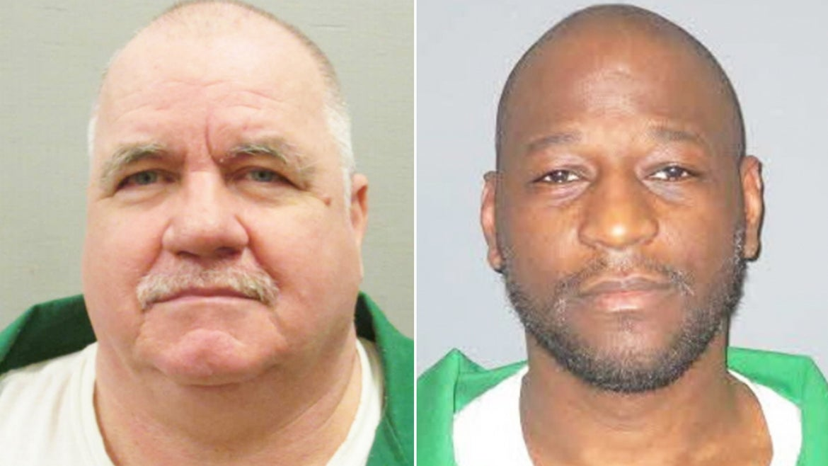 South Carolina inmates Brad Sigmon, 63, and Freddie Owens, 43, had their executions placed on hold as the state works to put together a firing squad.