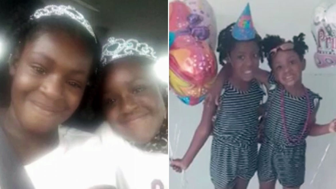 Sisters Destiny and Daysha were found hours apart, dead in a Florida canal.