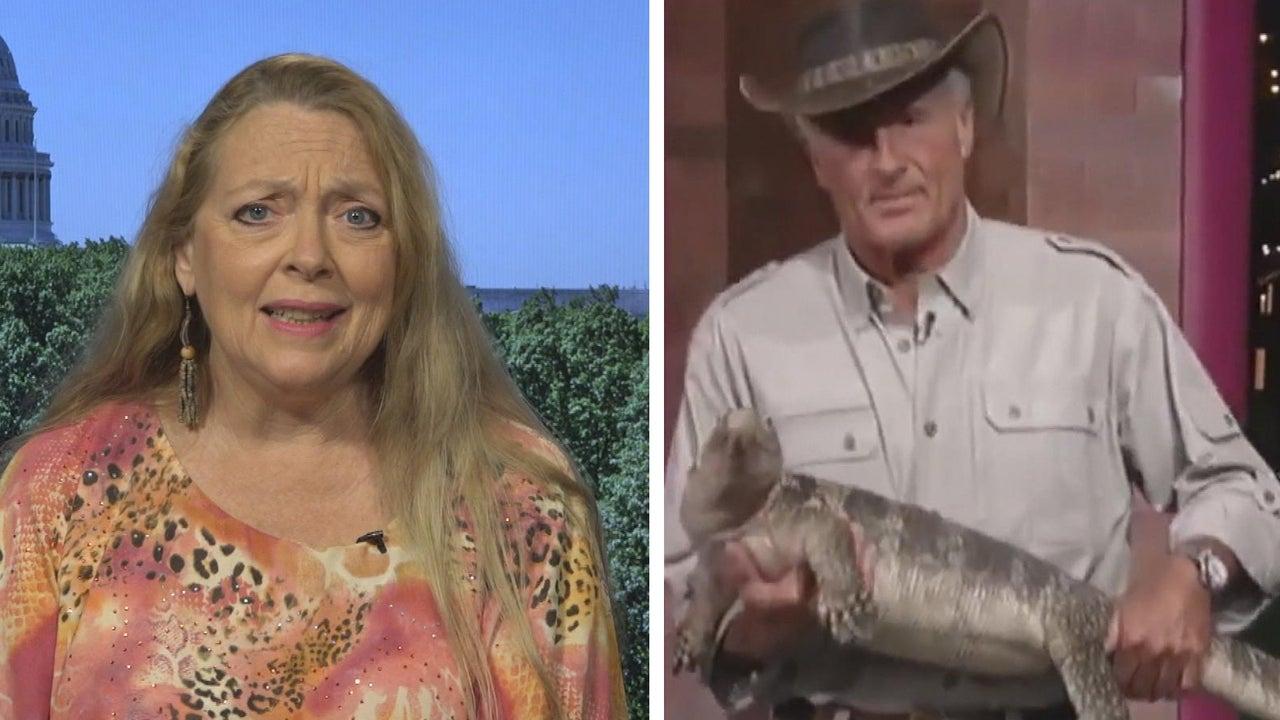 Carole Baskin Slams Famed Zookeeper Jack Hanna in New ...