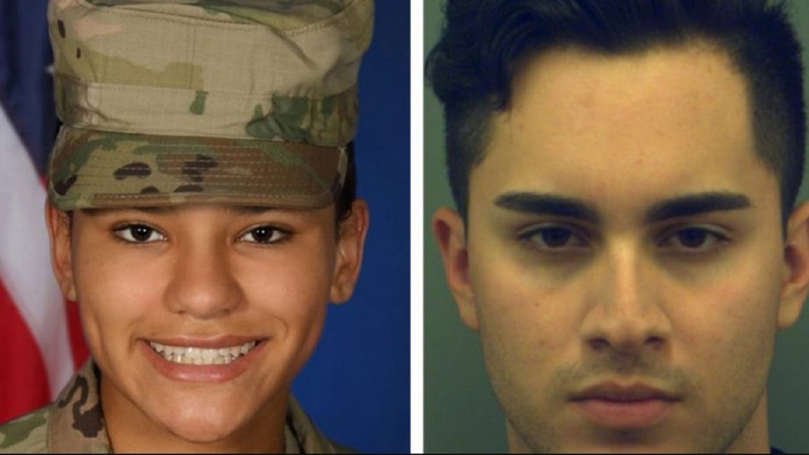 Christian Alvarado was convicted of raping fellow soldier Asia Graham and another service member.