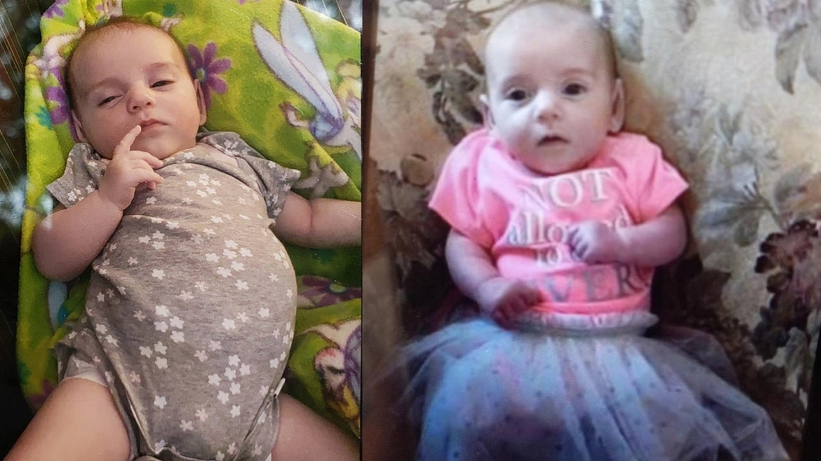3-month-old Angel Nichole Overstreet of West Virgnia missing since May