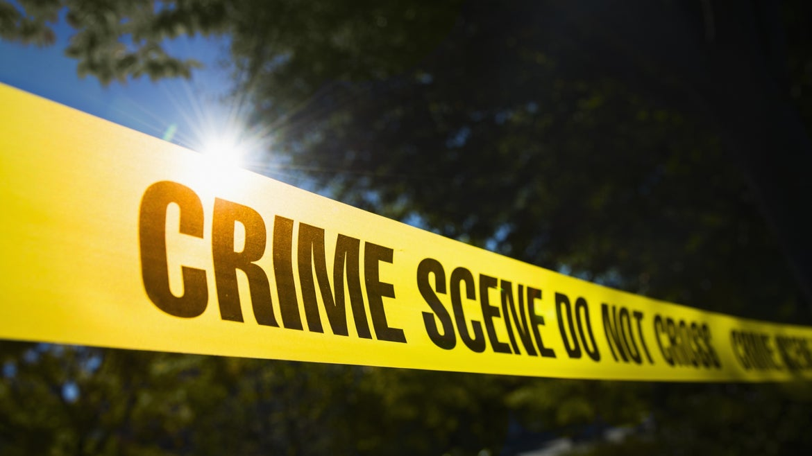 The body of the newborn baby was reportedly found inside a bag in a field in Phoenix, Arizona.